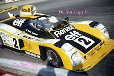 PIRONI & jassaud RENAULT ALPINE A442B Vincitori Le Mans 1978 fotografia 6