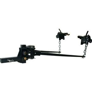 8k Trunion Weight Distribution Equalizer sway control Trailer Towing Hitch bar