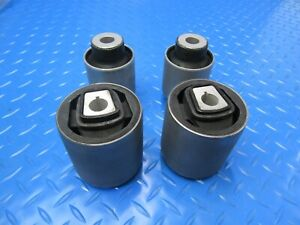 Rolls Royce Ghost Dawn Wraith lower control arms bushings 4pcs TopEuro #8966