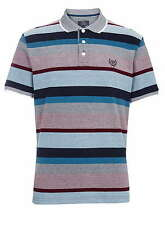 BHS Cotton Striped Collared Casual Shirts & Tops for Men