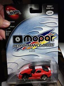 100% Hot Wheels - Mopar Performance Parts Series Dodge Viper STS No. 2/4