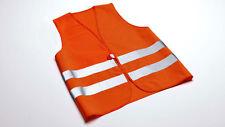 Warnweste für Kinder - Kinderwarnweste in der Farbe Orange