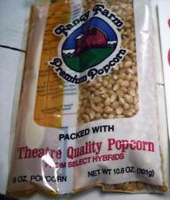 Fancy Farm Movie Popcorn & Coconut Oil Salt Party Kit 10 Paks + 100 Bags