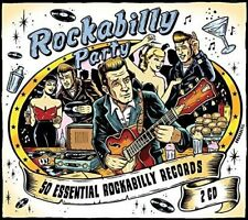 Rockabilly Party: 50 Essential Rockabilly Records [CD]