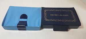 Vintage Estee Lauder Makeup Cases Set of 2