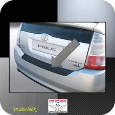 Exklusiv RGM Ladekantenschutz Alu-Look für Toyota Prius Liftback II 2003-03.2009
