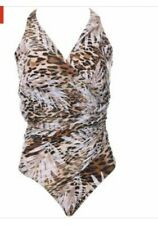 Miraclesuit Kirkland Signature by Underwire Shirred One Piece Swimsuit For Women
