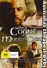 The Count Of Monte Cristo DVD NEW, FREE POSTAGE WITHIN AUSTRALIA REGION ALL