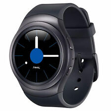 Samsung Galaxy SM-R720 Sports Gear S2 WiFi Bluetooth Wearable Smart Watch /Black