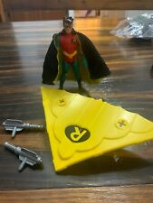 BATMAN the Animated Series ROBIN hang glider kenner 1991 1992 complete