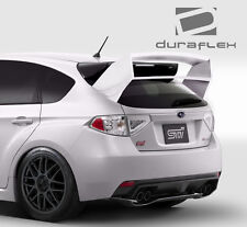 08-11 Impreza 5DR 08-14 WRX STI 5DR WRC Look Wing Spoiler 1pc Body Kit 108705