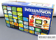 Bandai Intellivision Console Japan *BOXED - WORKING - GREAT COND* Crazily Rare
