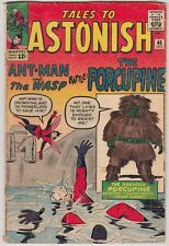 Tales To Astonish #48, Marvel 1963, Vg/Vg+ Condition, 1St Porcupine