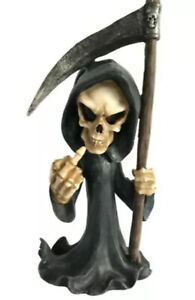 Don't Fear The Reaper Grim Dark Gothic Gift 21.5cm NEMESIS NOW UK FREE POSTAGE