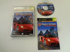Project Gotham Racing 2 Platinum Hits Microsoft Xbox TESTED & WORKING FREE SHIPP