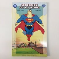 GRAPHIC NOVEL DC COMICS PAPERBACK SUPERMAN FOR ALL SEASONS BOOK ONE SPRING LOEB
