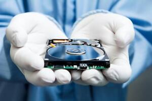 Data Recovery Service / Hard Disk Drive Clicking Beeping No Power Inaccessible
