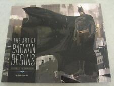 The Art of Batman Begins -- Shadows of the Dark Knight (2005)