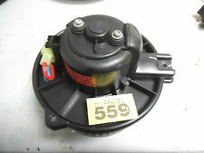 MITSUBISHI SPACE STAR 1.9 di-d HEATER MOTOR BLOWER FAN (AIRCON TYPE) #559Y