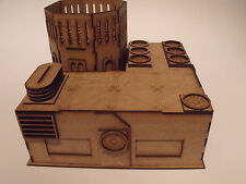 Power Station scenery terrain warhammer 40k wargame Infinity wargaming building