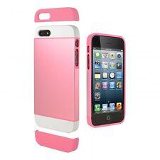 GENUINE Cygnett iPhone 5 5S SE Alternate Dockable 2 Tone Case Cover CY1227CPALT