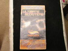 Ultimate Scooters 2 tapes in one, Vhs Tape, New never viewed