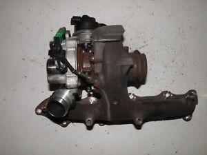 Ford Kuga Focus 2.0D TDCI 16V T7MA/B Turbolader 9807873180