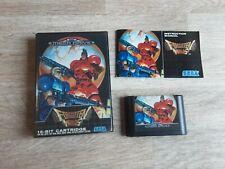 Forgotten Worlds Sega Mega Drive