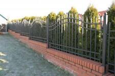 Aussen Garten Grundstück Maßanfertigung Zaun Klassisch Geländer Zaun Modell 248