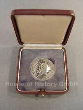 97990, Silberne Meisterschafts Medaille des Deutscher Fechter Bund, Oktober 1997