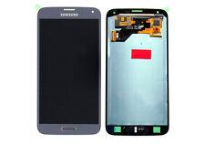 Original Samsung Galaxy S5 Neo G903F LCD Display Touchscreen Touch Silber Grau