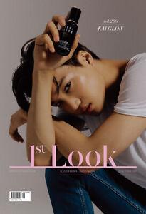 EXO SuperM KAI Random COVER 1st LOOK Korea Whole Magazine OCT 2020 K-POP Star