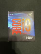Intel Core i9-9900K Coffee Lake 8-Core, 16-Thread 3.6GHz(5.0GHz Turbo) Processor