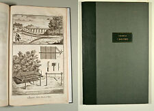 Diderot d'Alembert 1770 Chasses Jagd Hunting Falknerei Folio Gebunden 23 Kupfer