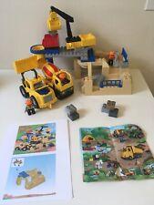 Lego Duplo Construction LEGO Ville- Stone Quarry 5653 - VHTF Rare Complete Set