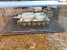 "DIE CAST TANK "" SU-122 1443rd SELF EASTERN FRONT - 1945 ""  SCALA 1/72"