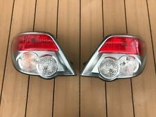 JDM 2006 Subaru Impreza Wagon GG GGA GGB Taillights Tail Lights Lamps Set OEM