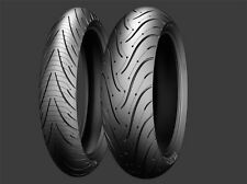 New 120/70-17 & 180/55-17 Michelin Pilot Road 3 Tire Kit BOTH TIRES MSRP $493.90