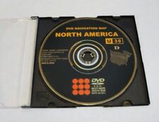 2004 2005 2006 Toyota Land Cruiser Navigation LATEST Map DVD Gen 4 U30 v 15.1.