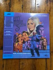 Buffy The Vampire Slayer - Once More With Feeling Soundtrack - Blue Vinyl