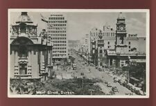 South Africa DURBAN West St 1941 PPC