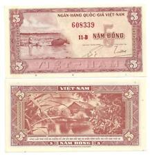 SÜD SOUTH VIETNAM 5 DONG 1955 UNC P 13