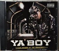 CD Ya Boy Future of the Franchise RARE PA Explicit Rap --Extra Discs Ship Free