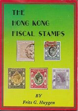 L4322 Hong Kong Fiscal Stamps 122 Pages catalogue