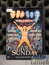 Any Given Sunday [Special Edition Directors Cut] [Oliver Stone] (1999) Drama [DE