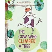 The Cow Who Climbed a Tree, Merino, Gemma , Good | Fast Delivery