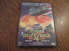 dvd operation delta force 4 un film de mark roper