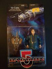 Babylon 5 Vir Cotto Blue Suit Action Figure 1997