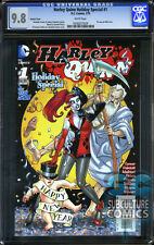 HARLEY QUINN HOLIDAY SPECIAL #1 NEW YEARS EVE VARIANT EDITION - CGC 9.8 - RARE
