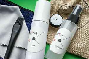 FLOATING IN TIME LUXURY WATCH CLEANING - DETAILING KIT (ROLEX - PATEK PHILIPPE)